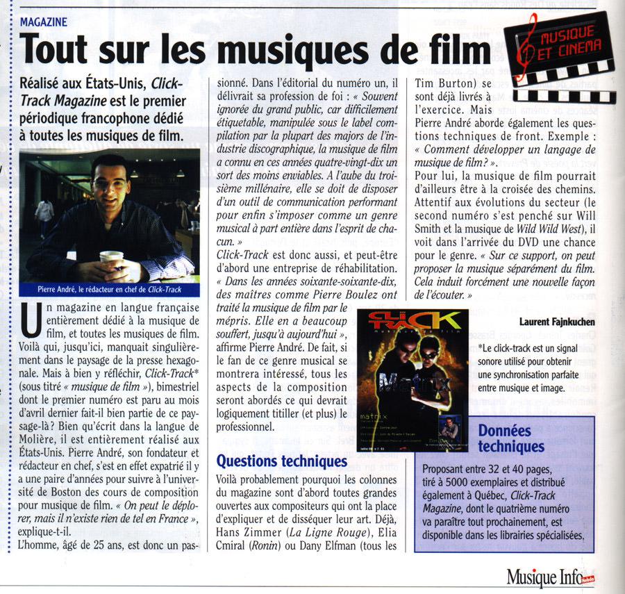 Film articles