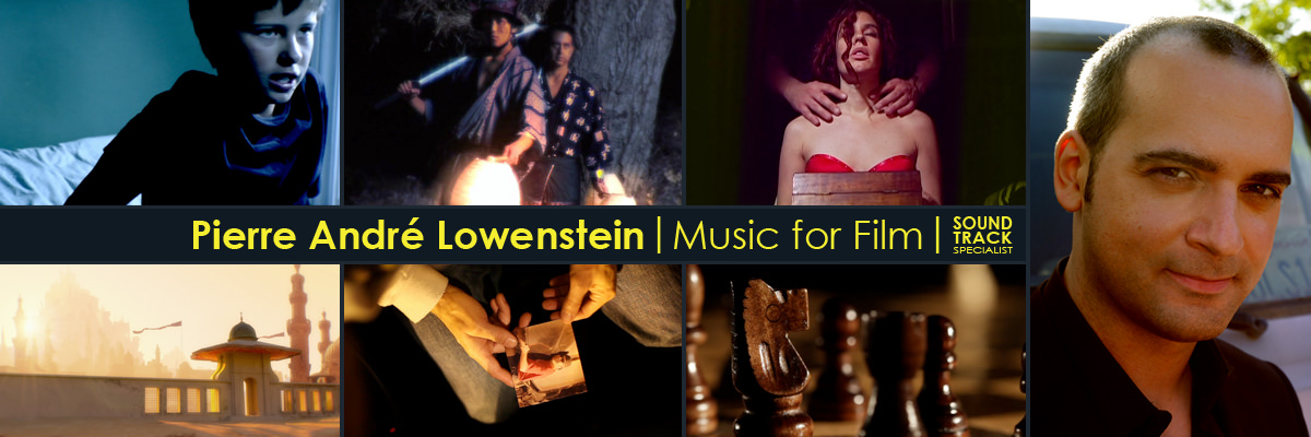 Soundtrack Specialist: Music for Film | Pierre André Lowenstein
